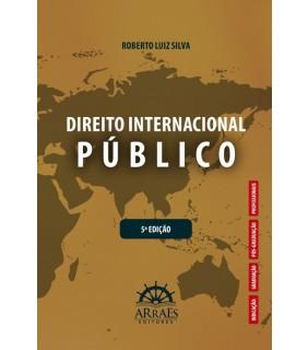 PRÉ VENDA!!! Direito Internacional Público - 5ª Edição