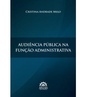 Audiência pública na função administrativa