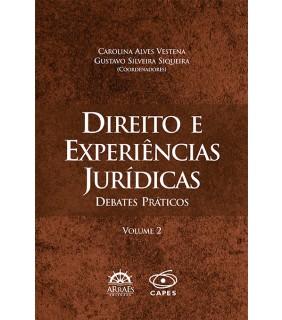Direito e Experiências Jurídicas Vol. 2