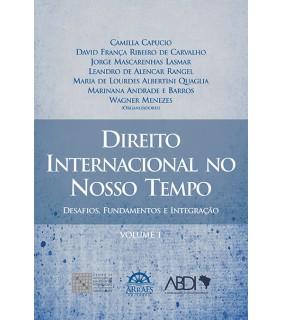 Direito Internacional no Nosso Tempo - Volume 1
