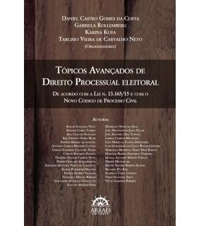 Tópicos avançados de direito processual eleitoral